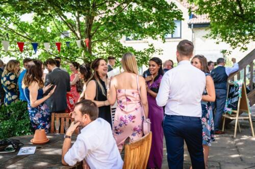 Best Western Hotel Summer Wedding Venue Wiltshire